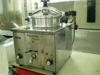 New 16L Commercial Electric Pressure Fryer Free Post By DHL