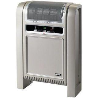 Lasko 758000 Cyclonic Ceramic Electric Heater w/Timer and Overheat