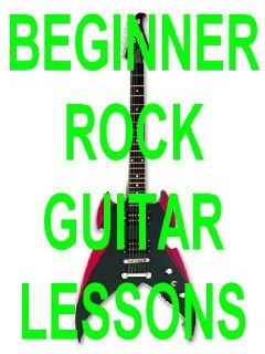 Learn Beginner Electric Rock Guitar DVD Lessons Vol. 1