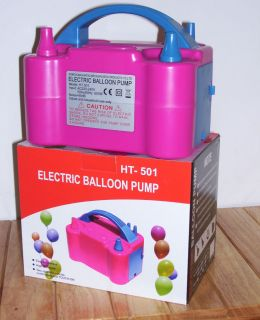 electric balloon pump in All Occasion Party Supplies