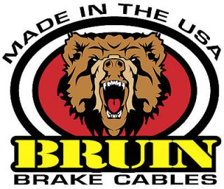 Bruin Parking Brake Cable   93199   Rear Right   Ford Trucks   NEW