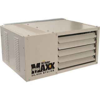 Big Maxx Propane Garage/Worksho​p Heater  50K BTU #F260410