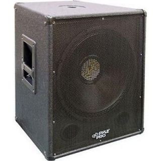 NEW 15 Subwoofer Speaker.w/ box.Pro Audio.Stage BASS.DJ.PA.8 ohm