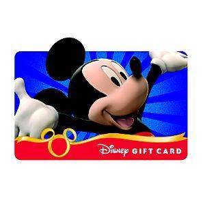 disney gift card in Gift Cards & Coupons
