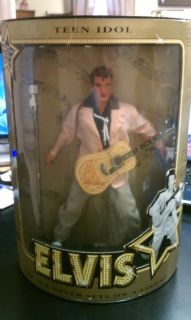 Elvis Presley Teen Idol Doll, the Sun Never Sets on a Legend! (L