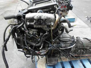 4JG2 TURBO DIESEL ENGINE 3.1L FR BIGHORN 4JG2 ENGINE ISUZU DIESEL