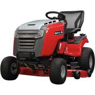 Snapper 24 HP Gas Powered 52 in Lever Operated Riding Mower 2690980