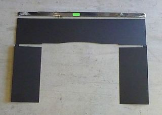 INDUSTRIES NEW PANEL, FL WOOD INSERT   10 FIREPLACE/ WOOD STOVE