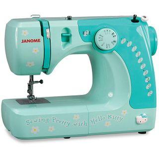 Hello Kitty Janome Sewing Machine   Hello Kitty Janome Sewing Machine