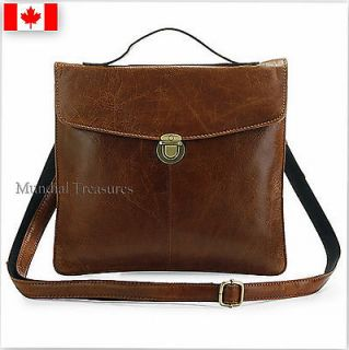 Leather Apple iPad 2 travel bag, eReader, Tablet carrying case, Sleeve
