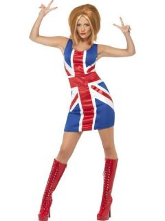 union jack dress in Womens Clothing