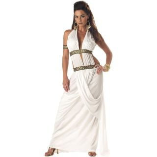 Women Roman Greek Spartan Sexy Queen Halloween Costume Fancy Dress