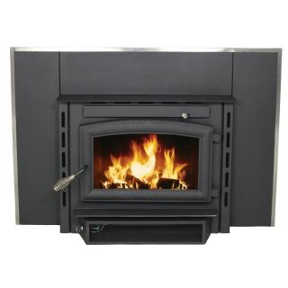 Lopi Wood Stove Fireplace Model 380 Fisher Style
