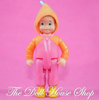 Toddler Fisher Price Loving Family Dollhouse Camping Baby Doll People