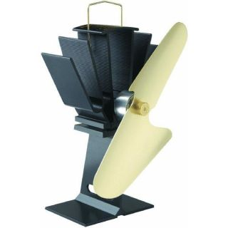 wood stove fan in Heating, Cooling & Air
