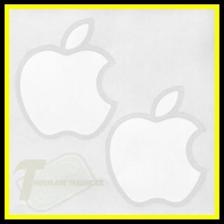 apple logo decal in Computers/Tablets & Networking