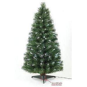 Fiber Optic Tree Multi Color Lights Christmas Tree NEW