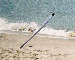 Fishing rod holder cooler holder surf rod holder fits most for Surf fishing rod holders