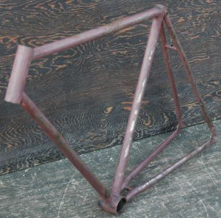 Wheel Bicycle Road Frame Prewar Rat Rod Track Fixed Gear Tour Bike