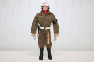 Vintage GI Joe Action Soldier M.P. (1964)