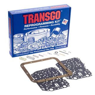 TRANSGO C4 C 4 40 2 SHIFT KIT FORD TRANSMISSION STAGE 2 MUSTANG TRUCK