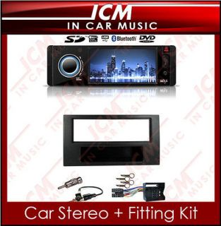 Ford Fusion Car SD MMC Stereo CD Bluetooth DVD Aux Input USB iPod
