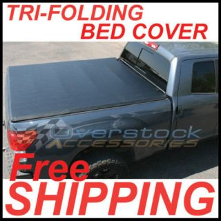 TRI FOLD Tonneau Cover 1997 2003 Ford F 150 6.5ft Short Bed Cover