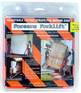 Trisales Forearm Forklift Adjustable Lifting Strap