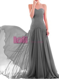 Prom Formal Dress Wedding Bridesmaid Cocktail Party Gowns Dress