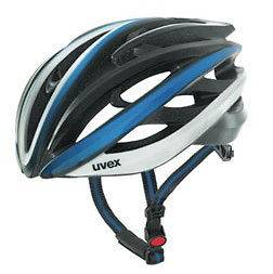 Uvex FP 3.0 Bicycle Bike Cycling Skating Helmet Blue White Black 53 56