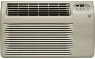 GE AJEQ08ACD 8,350 BTU Through the Wall Air Conditioner, Electric Heat