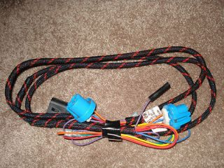 FISHER / WESTERN MINUTE MOUNT PLOW HEADLIGHT WIRE HARNESS FORD