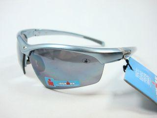 Foster Grant Iron Man Teal sports sunglasses Principle EG1110 New