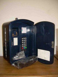 Novelty Emergency 911 Police Patrol Telephone Call Box Phone by