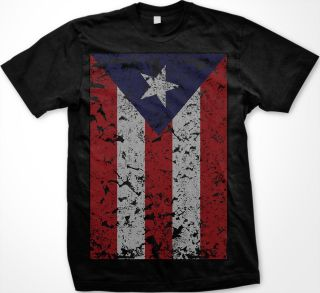 Giant Distressed Puerto Rican Pride Flag World Cup Soccer Olympics