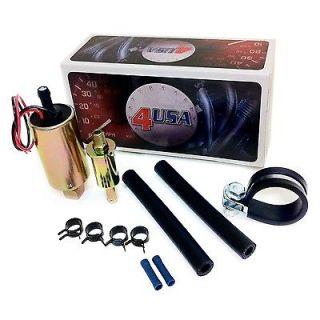 inline electric fuel pump in Fuel Pumps