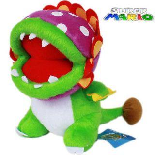 Nintendo Game Character Super Mario Bros Plush Toy Doll Petey Piranha