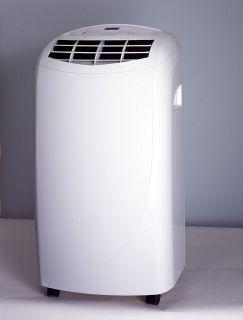 AZHP12D2A 12,000 BTU Portable Air Conditioner Electric Heat, 115 Volt