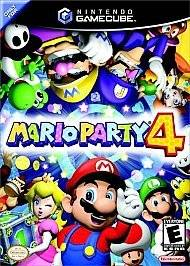 Newly listed Mario Party 4 Nintendo Gamecube Game (Disc Only)