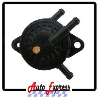 Kohler Kawasaki Briggs & Stratton 808656 2439316S 49040 7001 Fuel Pump