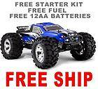 Maxx RC Truck gas powered off road 4 wheel drive 3 3 2 speed