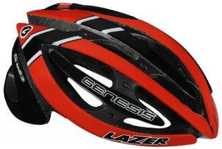 Lazer Genesis Black Red XXS/M 52   57 Helmet Bike Bicycle Road