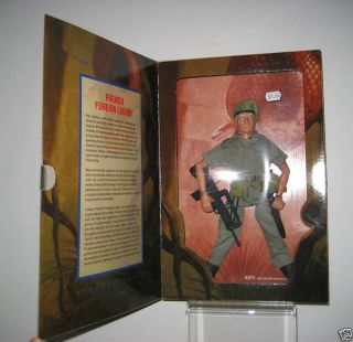 GI JOE FRENCH FOREIGN LEGION ACTION FIGURE LIMITED ED