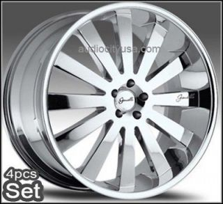 Giovanna Santorini Wheels Rims Tahoe Escalade Chevy Almada Gianelle