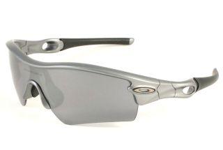 Oakley RADAR PATH (ASIAN FIT) 09 705J Sunglasses Dark Grey/Black