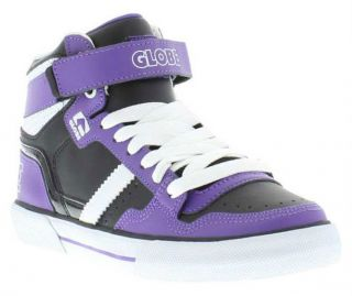 Globe Skate Shoes Genuine Superfly Vulcan Mens Mid Top Shoes Sizes UK