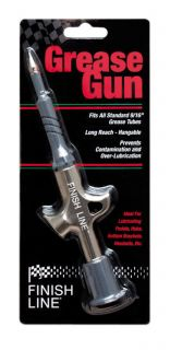 FINISH LINE GREASE GUN TOOL FOR BICYCLE CYCLING REPAIR LUBE