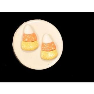 HALLOWEEN CANDY CORN SUGARCRAFT TOPPER CUPCAKE CUP CAKE SILICONE MOULD