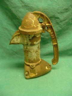 Davey Cast Iron Water Pump Primitive Farm Type