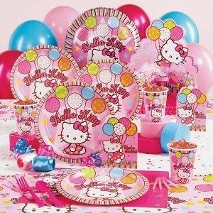 Hello Kitty Party Supplies   Choose Items U Need